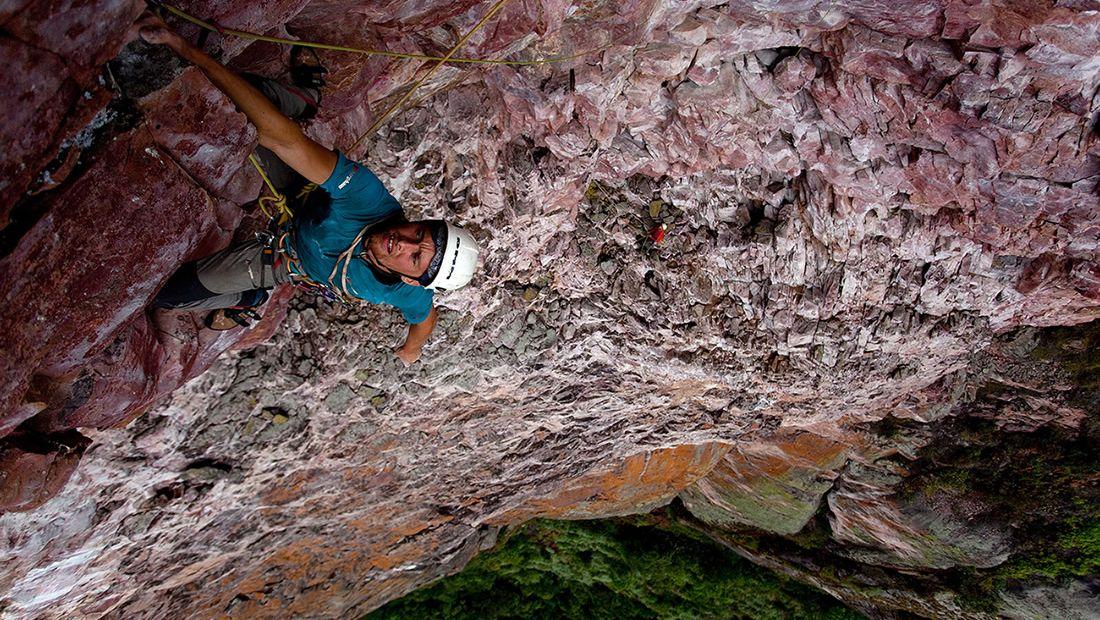 Leo Big Wall Climbing
