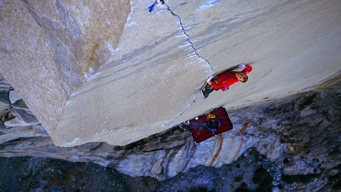 Leo Houlding Climber