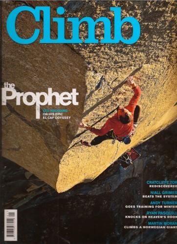 Climb Magazine January 2011